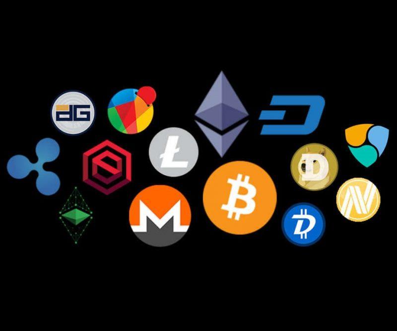 Altcoins subindo enquanto o Bitcoin descansa abaixo de US$ 9.000